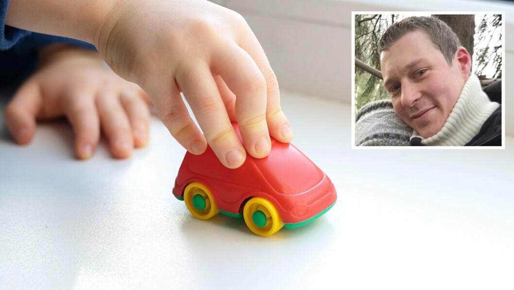 Nå er det de barnehageansatte som fortjener hyllest, mener barnehagelærer Eirik Wold Falla.