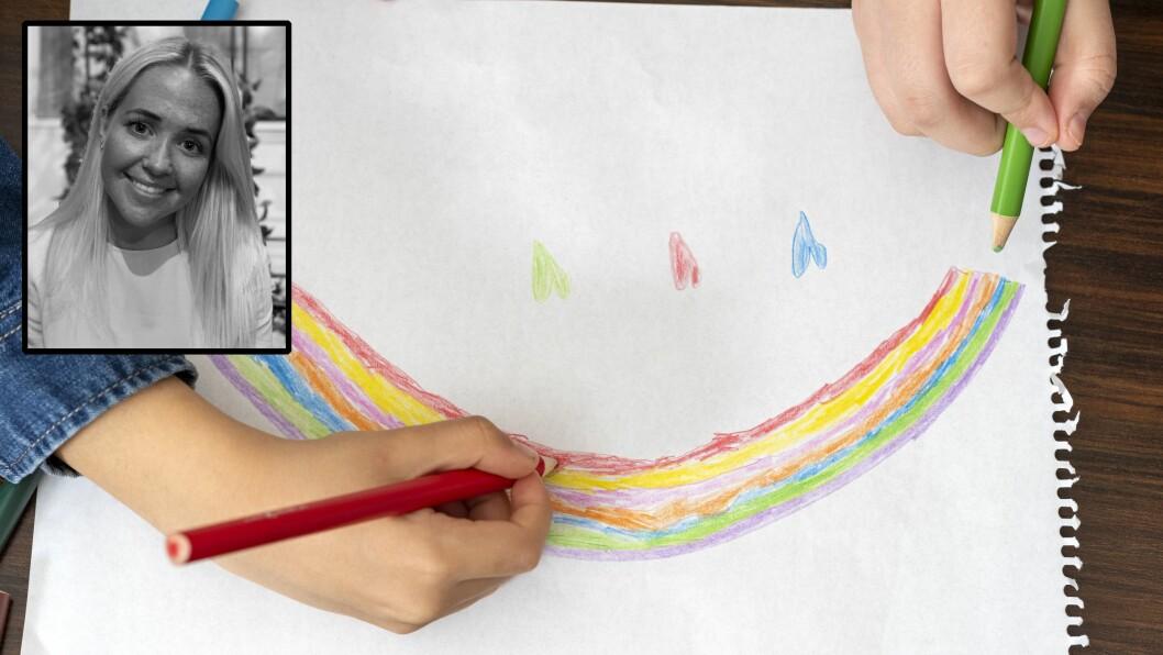 - Husk at endringene kun er midlertidige, bruk kreativiteten, planlegg utfra barnas beste og tenk at dere som barnehage kan lære noe nytt av situasjonen, skriver styrer og pedagogisk leder Silje Askjellerud.