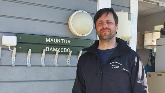 Per Erik Jenssen er daglig leder i Ånnerudtoppen barnehage.