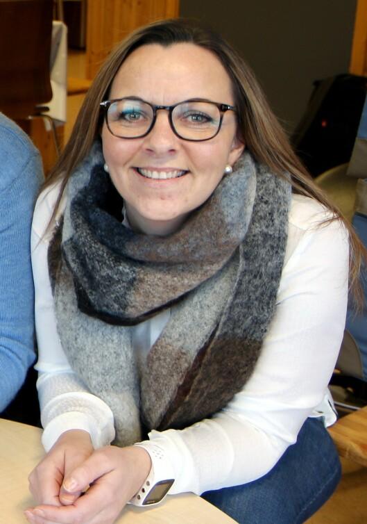 Fungerende barnehagesjef Kristin Synnøve Magnussen i Bodø.
