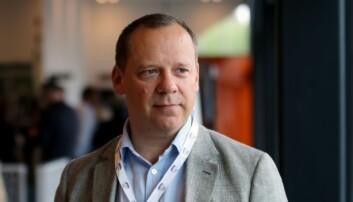 Kommunikasjons- og organisasjonsdirektør Jens Schei Hansen i Espira er skuffet over at regjeringen ikke ser på hele finansieringsordningen under ett.