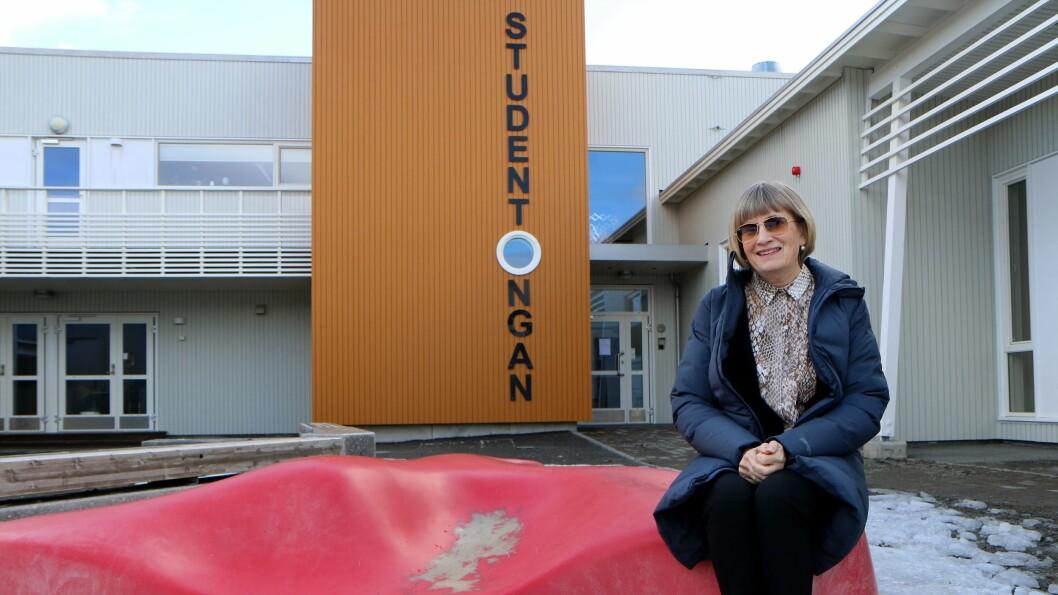 Styrer Irene Mellemvik sier barnehageåpningen har gått bedre enn forventet.