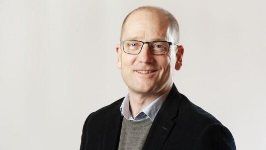 Steffen Handal leder lønnsforhandlingene for Unio i kommunene. Forhandlingene med arbeidsgiverne i KS er i gang.