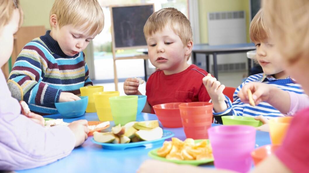 Fire kommunale barnehager i Inderøy har ikke brukt opp kostpengene foreldrene har betalt. Nå betales de ubrukte midlene tilbake.