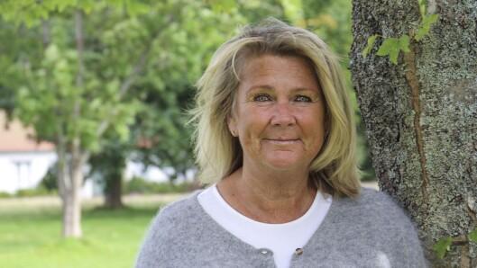 SpesialrådgiverAnne-Lill Nord Nilsenfra RVTS Sør jobber med barneperspektivet i vold og overgrepssaker, og samtaler med barn.