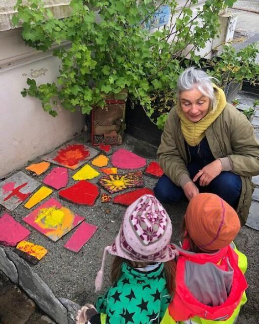 Elin Mari Vik, styrer i Kidsa Ladegården barnehage og sitter i styret til OMEP Norge – Verdensorganisasjonen for barns oppvekst og danning.