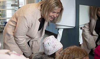 Vil gå til valg på å love barnehageplass rett etter foreldrepermisjon