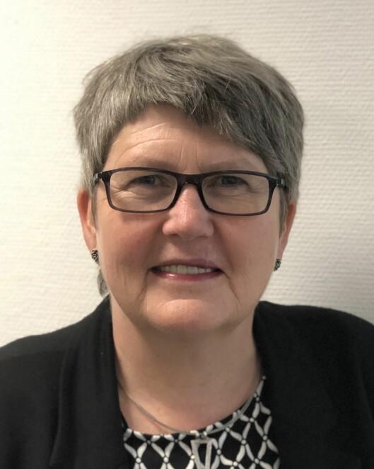 Mimi Bjerkestrand, direktør for Etat for barnehage i Bergen kommune.
