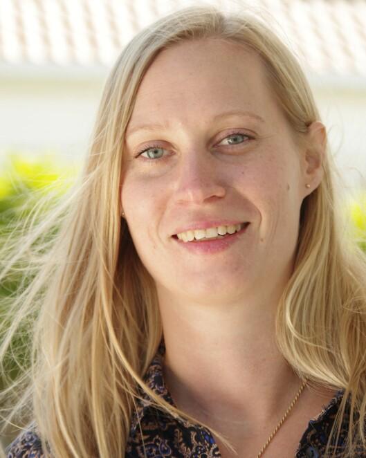 Marion Oen som er doktorgradsstipendiat i Bergen kommune.