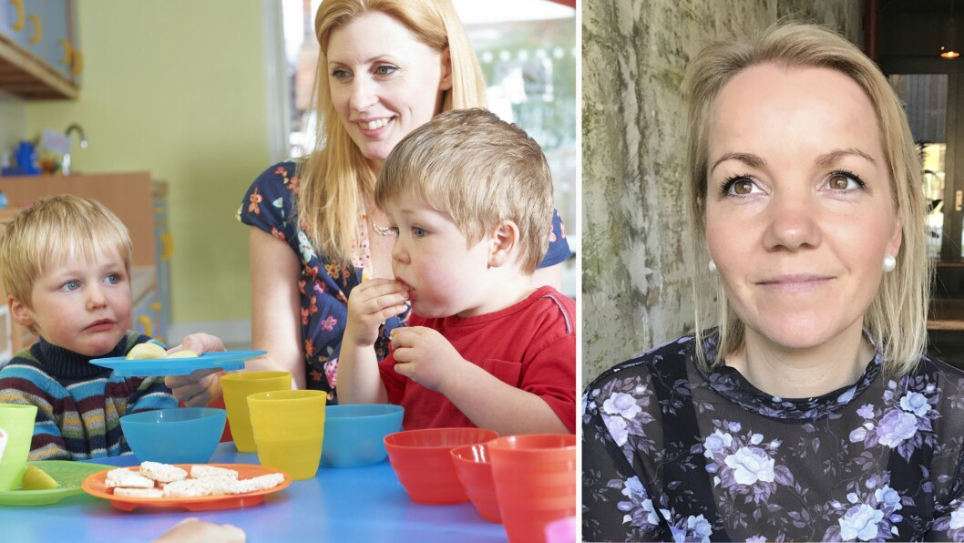 Lisbeth Helen Høvig Ruus er student ved barnehagelærerstudiet ved NLA Høgskolen.