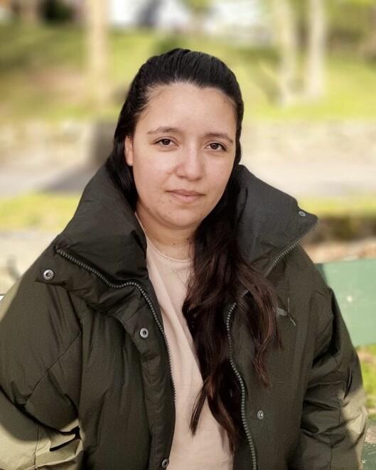 Andrea Hegna, barnehagelærerstudent