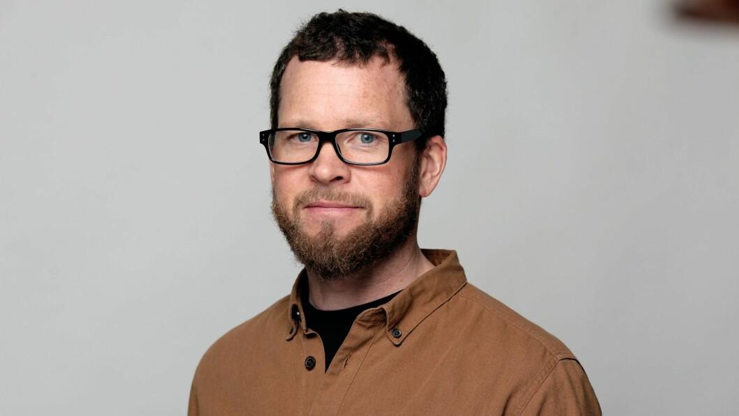 Nicolai Houm har skrevet «Skolestart i skogen» basert på innspill fra pedagoger og opplevelser fra skolebesøk.