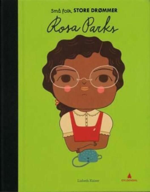 «Rosa Parks» av Lisbeth Kaiser.