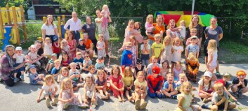 Disse 271 barnehagene er foreldrene mest fornøyd med