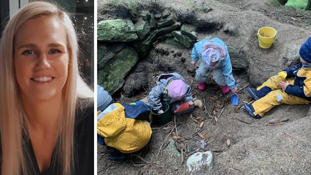 - Tror mange av oss satt igjen med tanken; «hva i alle dager er det vi skal i gang med?», skriver Maren Netteland, pedagogisk leder i Læringsverkstedet Jåsund barnehage.