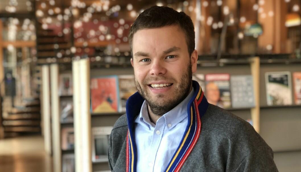 – Samiske barnehager og avdelinger gjør en svært viktig jobb med å styrke barnas samiske identitet ved å fremme bruk av samisk språk og formidling av samisk kultur, sier sametingsråd Mikkel Eskil Mikkelsen (NSR)