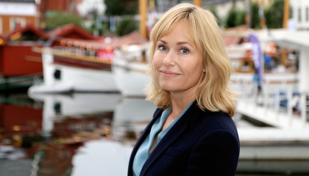 – Det er de ansatte som skal ha æren her, de har virkelig stått i det og levert mye mer enn noen kunne forvente, sier Anne Lindboe, administrerende direktør i PBL.