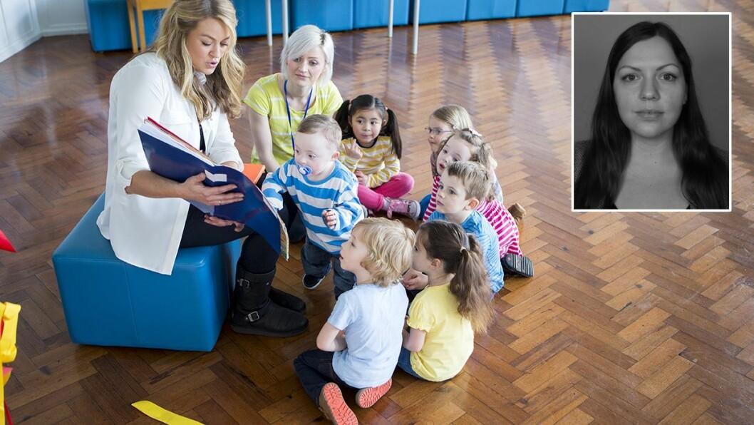 Arbeidet som er blitt gjort i barnehagene de siste månedene har vært formidabelt og den økte personaltettheten viser en barnehage som fungerer, skriver Renate Severinsen i denne kronikken