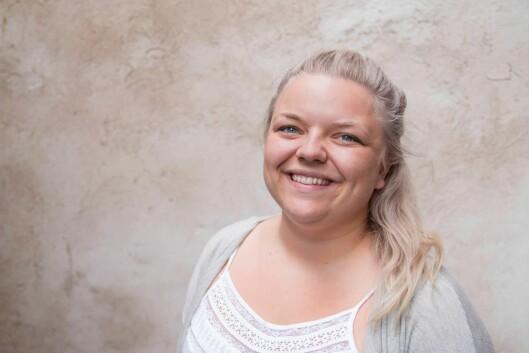 Elise Håkull Klungtveit er leder i Pedagogstudentene i Utdanningsforbundet som har om lag 20 000 medlemmer.