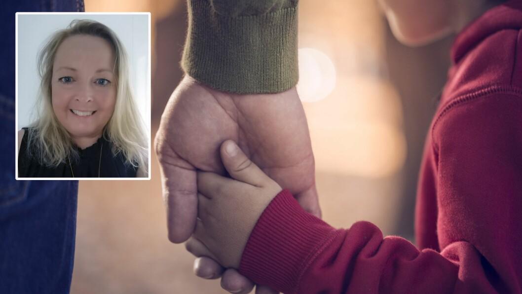 - Det er først når barnehagelærerne innehar kunnskapen om omsorgens betydning, at de har mulighet til å utøve den innad i barnehagen, og synliggjøre og formidle omsorgens betydning utover i samfunnet, skriver Linda Virik.