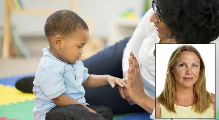 Fem råd for en god barnehagestart