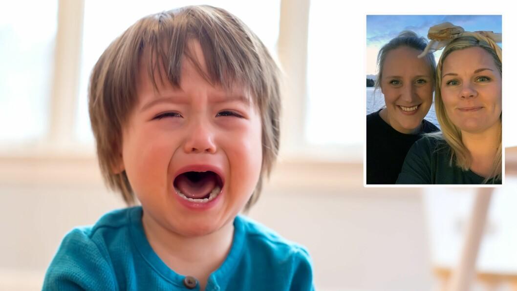 - Det er fullt mulig å sette grenser og samtidig vise forståelse for at barnet får en reaksjon, skriver Anja Søreide og Annette Simonsen i innlegget som ble mest lest i august.