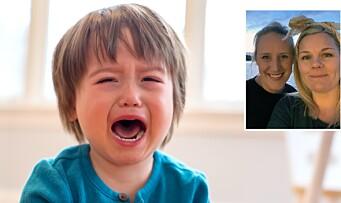 Mest lest: Slutt å lære barn å undertrykke følelser