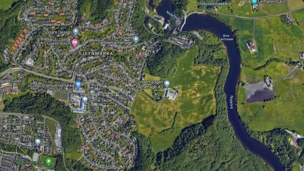 Alle barn og ansatte i Lunderhaugen barnehage i Trondheim er nå i karantene