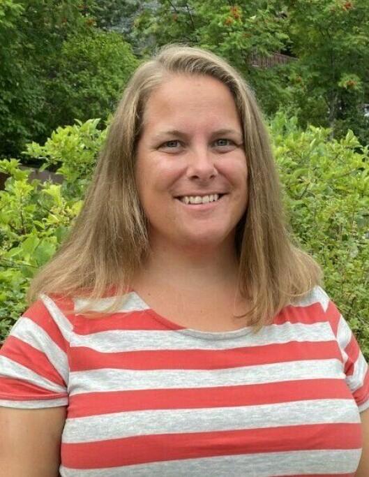 FagarbeiderBjørg Eva Plannthin er positivt overrasket over hvor stort utbytte hun fikk av tiden på hjemmekontor.