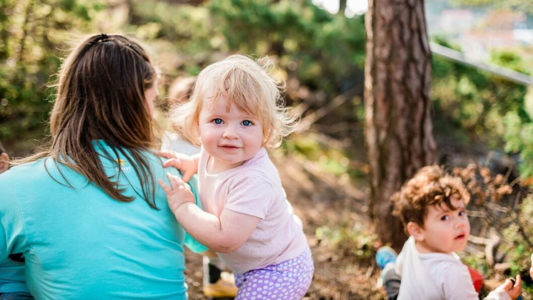 – Selv om gjennomføringen blir litt annerledes i år, er det veldig mye som er likt. Det er fortsatt barnets trygghet og tillit som står i fokus, sier Anne Johanna Berthine Setvik i Gnist Skogstunet.