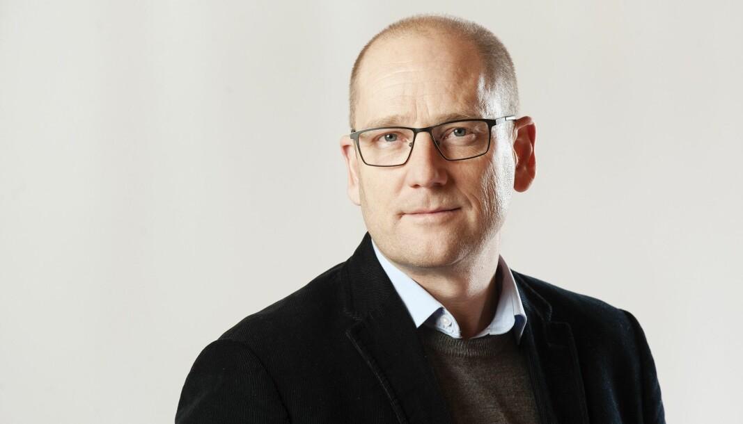 Steffen Handal er forhandlingsleder for Unio.
