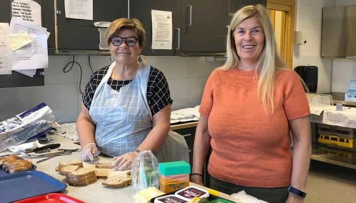 Vasshaug barnehage satser på kjøkkenassistent: – Frigjør tid til de ansatte på avdeling