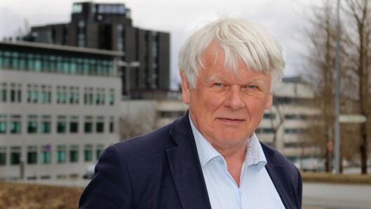 Lars Gulbrandsen har vært en del av forskningsgruppa bak rapporten. Han er ikke overrasket over at barnehageansatte trives på jobb.