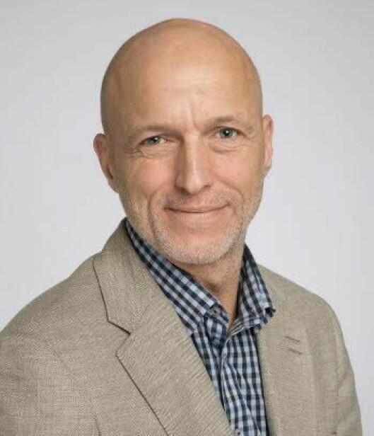 Trond Kalhagen er spesialrådgiver i KS.