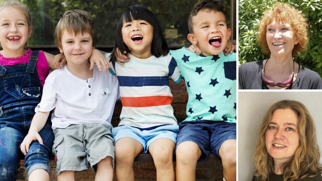 – Når man er en del av felleskapet og føler tilhørighet, blir barnehagehverdagen veldig mye bedre for barna. Derfor er det så viktig at barnehageansatte har kunnskap om hvordan de på ulike måter kan arbeide for at alle barn skal oppleve at de hører til, sier forsker Kristin Fugelsnes.