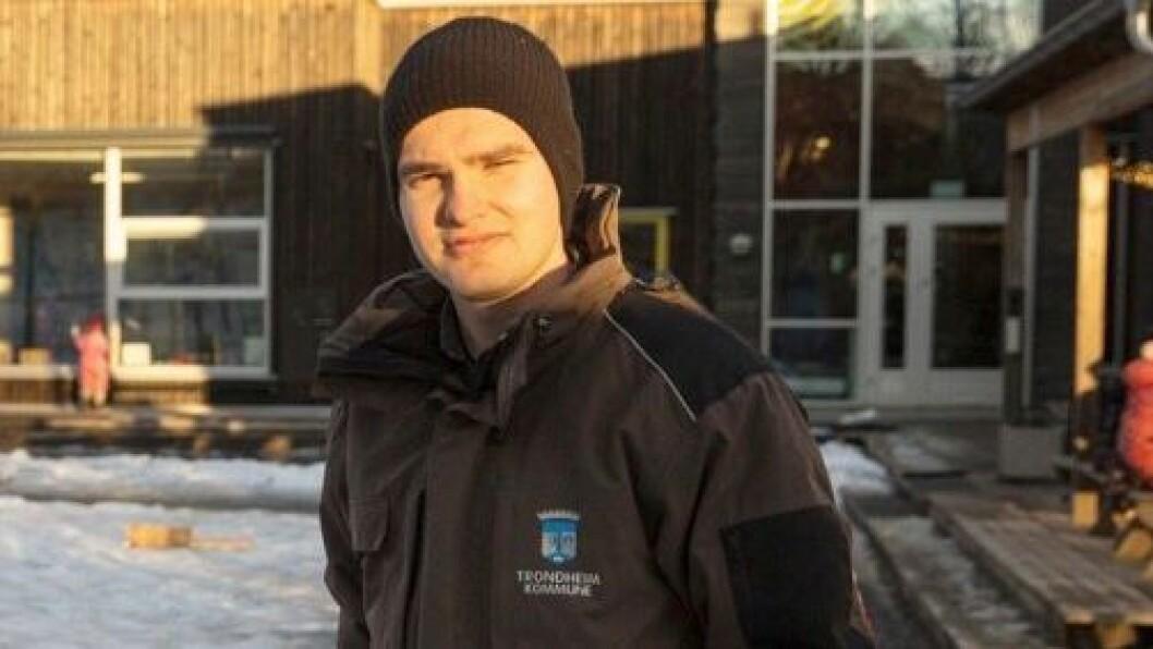 Marius Emil Kjørstad er pedagogisk leder i Nardo barnehage i Trondheim.