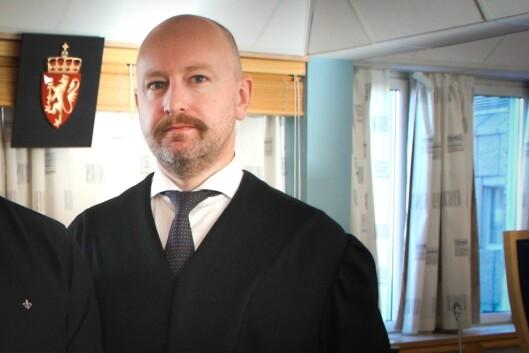 Advokat Einar Brunes fra PBL representerte barnehagene i lagmannsretten.