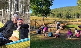 Omstrukturerte etter korona: – Vi driver nå en barnehage uten stress og mas