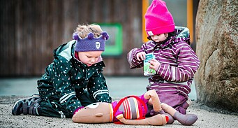 Barna kan være med på å redde liv