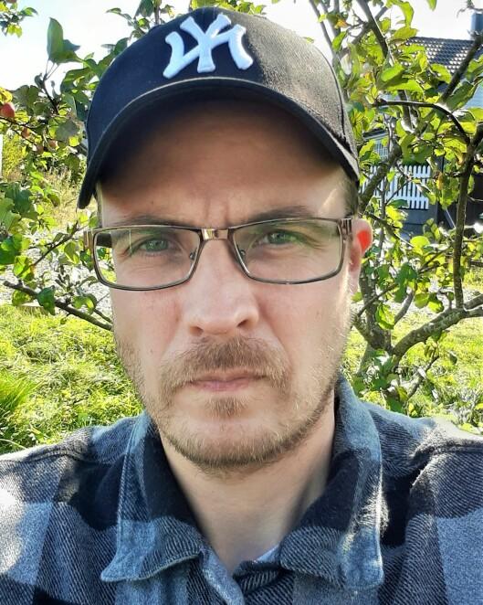 Martin Forland, barnehagelærer og masterstudent.