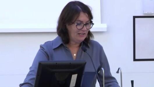Hege Valås er andre nestleder i Utdanningsforbundet.
