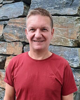 Ingvar Johannes Landa er koordinator for Team Skyfritt.