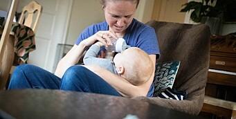 Barnehagen vil ikke gi morsmelk på flaske: - Grenser for hva vi skal pålegge de ansatte