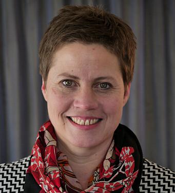 Statssekretær i klima- og miljødepartementet Maren Hersleth Holsen (V)