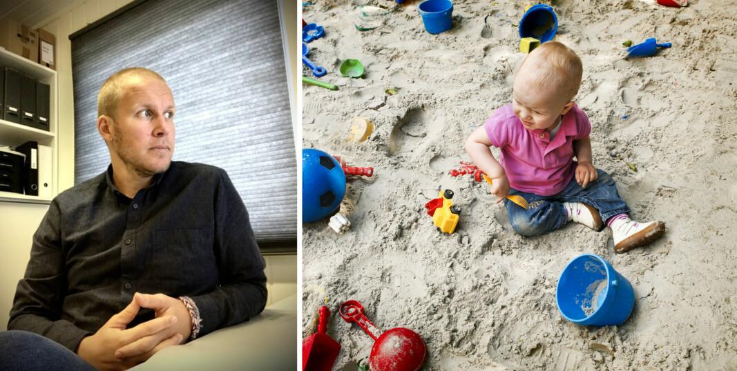 Raymond Lundquist er barnehagelærer og daglig leder i Stavsberg barnehage. Her skriver han om ledelse.