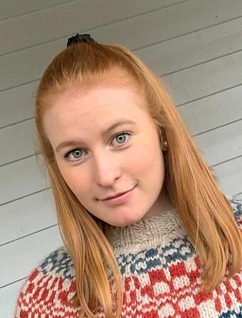 Lea Lefdal Jenssen er barnehagelærer og masterstudent i barnehagekunnskap