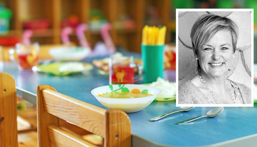 I alle seks barnehagene ga pedagogene uttrykk for at religiøse mathensyn og dokumenterte allergier, intoleranser og andre diagnoser som krever tilrettelegging, var innarbeidet i barnehagens mat og måltidspraksis, forteller høgskolelektor Kari Ryslett.