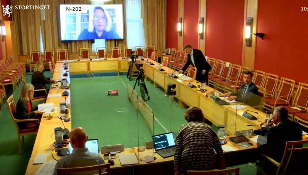 Mandag startet Utdannings- og forskningskomiteen på Stortinget med høringen knyttet til statsbudsjettet.
