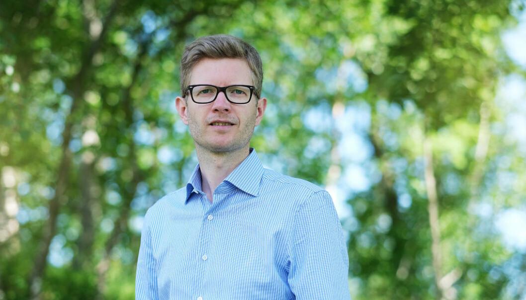 Einar Olav Larsen er leder i Foreldreutvalget for barnehager (FUB).