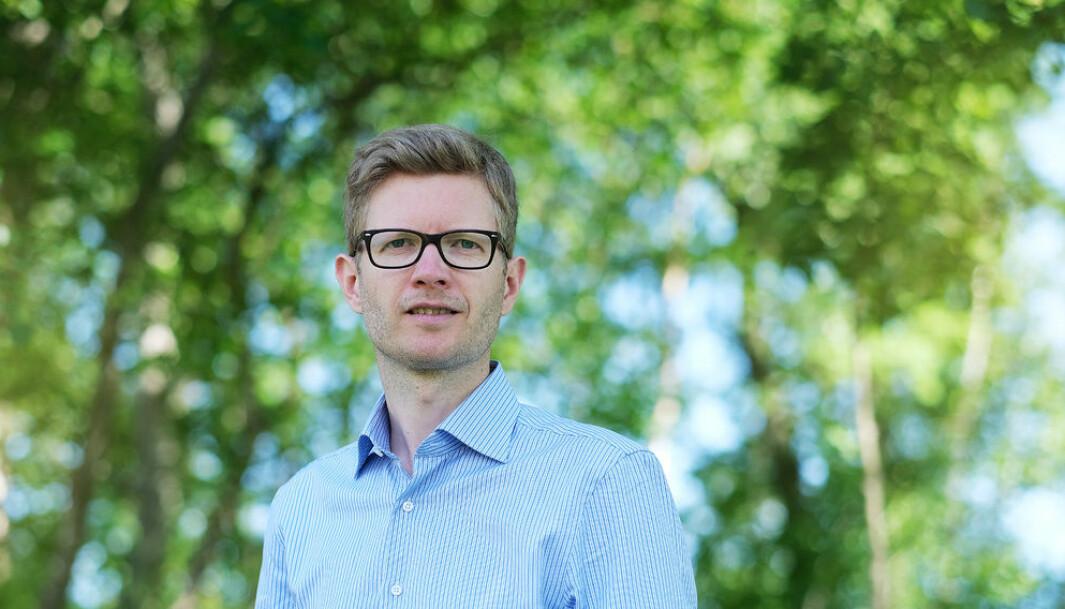 Einar Olav Larsen er leder i FUB.